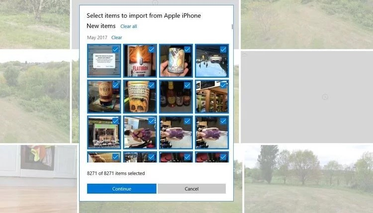 how to transfer my photo stream from iphone to computer