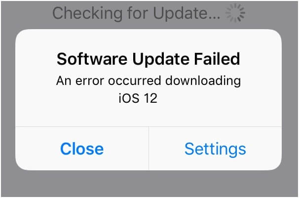 Unable to install iOS 12? Here's The Real Fix!