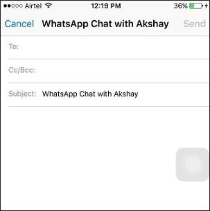 how to transfer whatsapp data from iphone to iphone