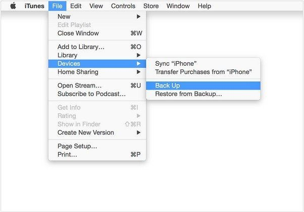 migrate whatsapp messages to new phone via iTunes