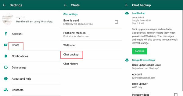 move whatsapp from android to iphone