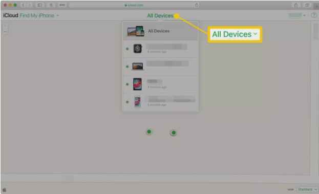select all device