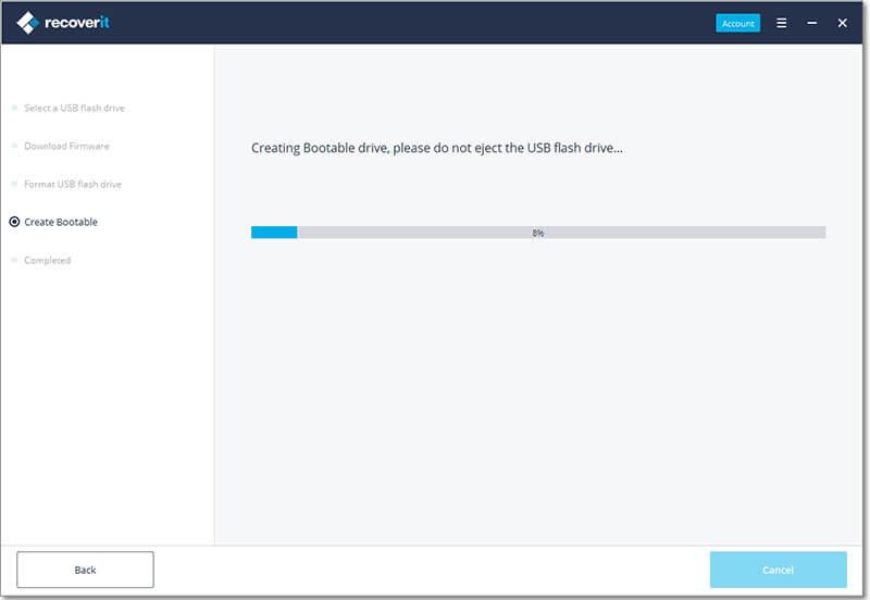 bootable drive