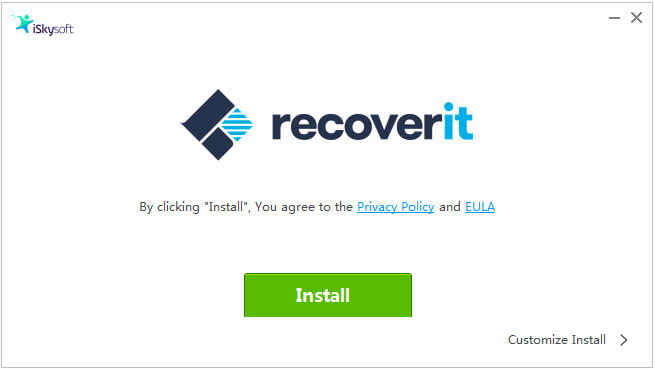 download and install best data recovery software after formatting hard disk