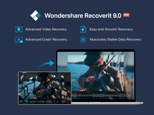 recoverit9 updates