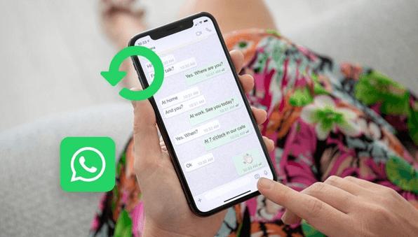 backup whatsapp data