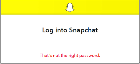 how to recover snapchat email