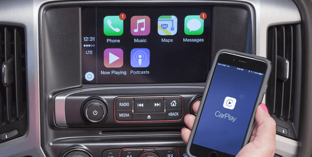 sync iphone with car bluetooth