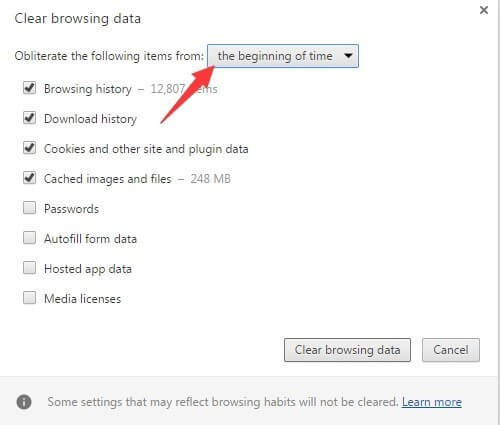 how to fix youtube videos not playing on chrome