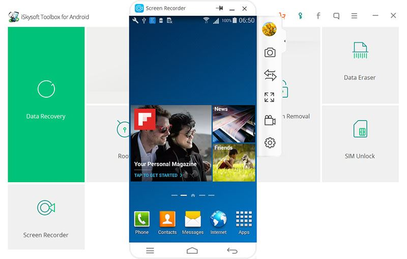 android screen recorder