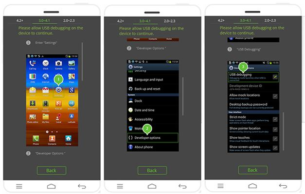 how to record android screen