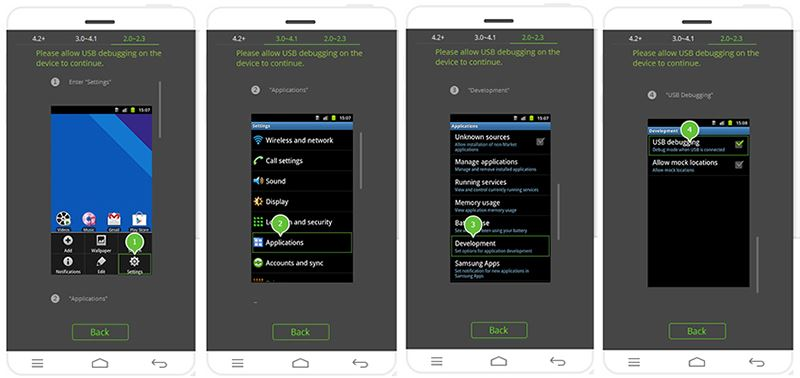 how to record android phone screen