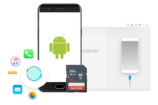 android internal memory recovery software