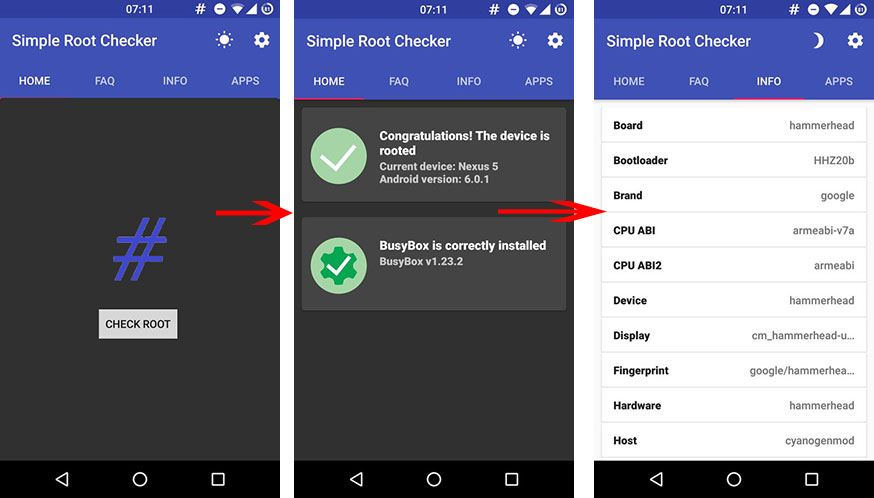 how to root note 4