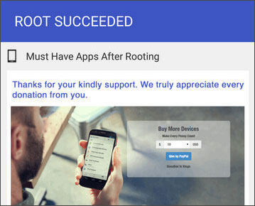 how to root android phone from phone