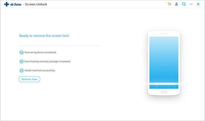 remove android screen lock