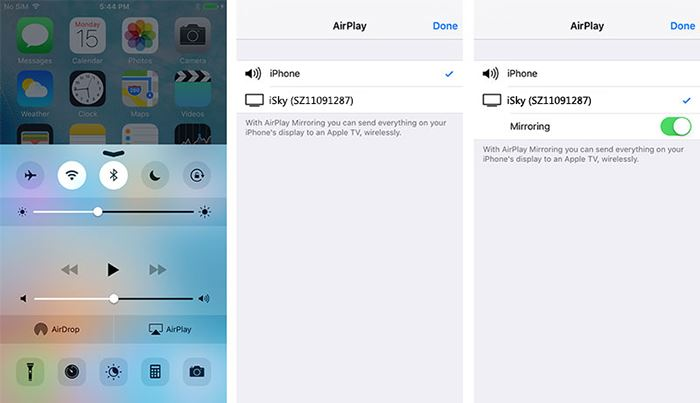 how to record iphone screen