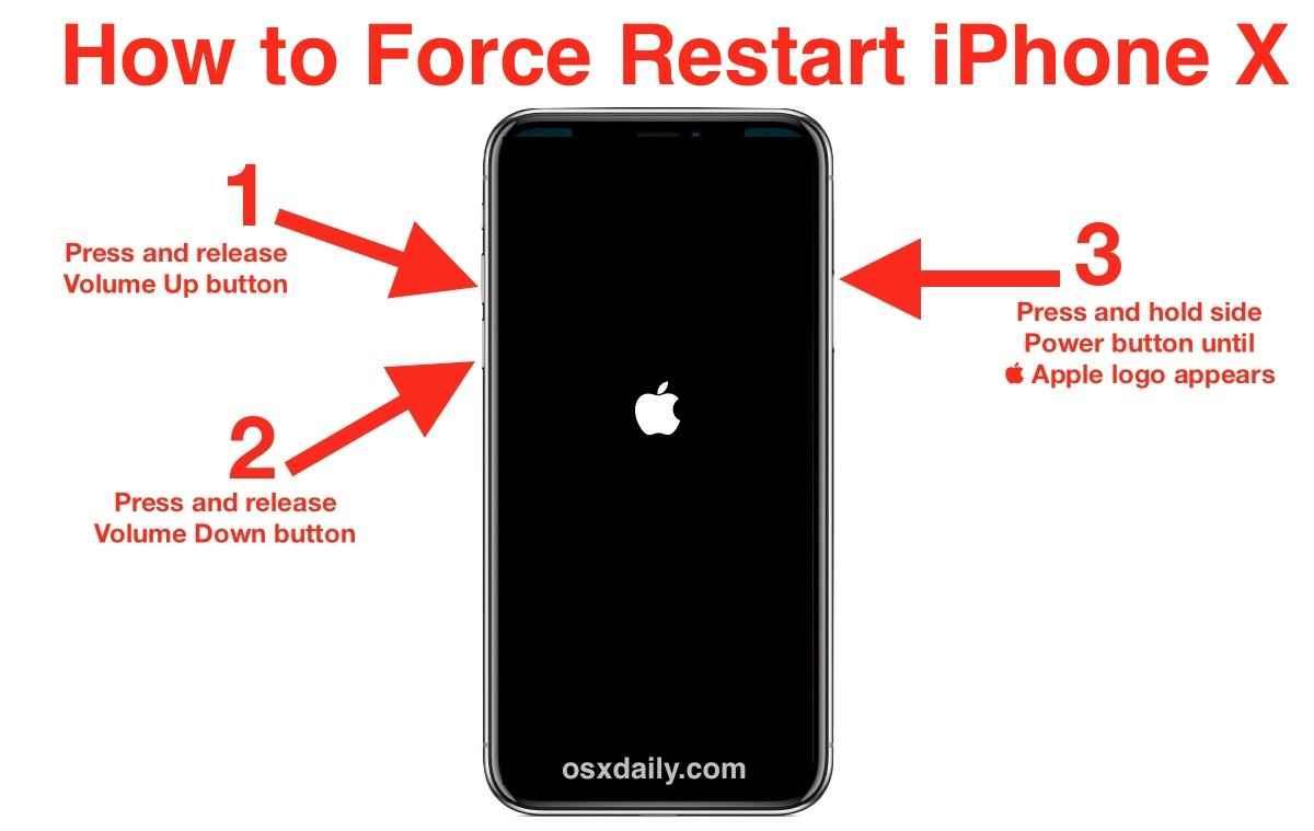 force restart
