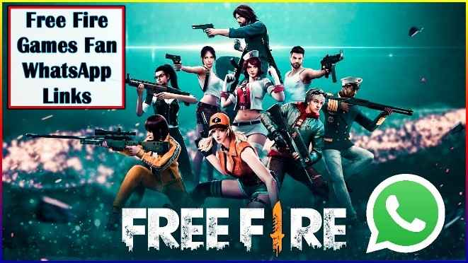 free fire group link