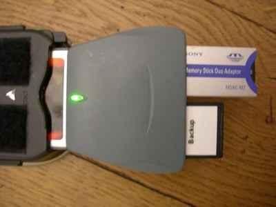 plug memory card