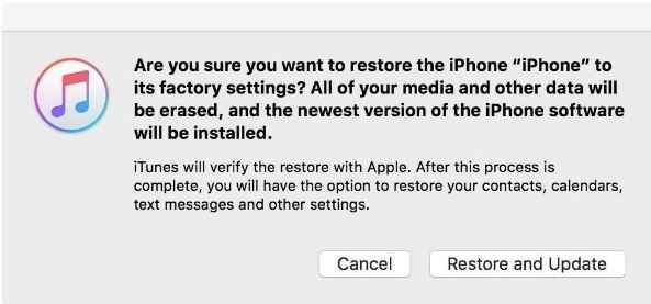 restore and backup