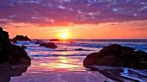 sunset d