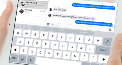 [Proven] How to Recover Deleted iMessages on iPad with/without Backup