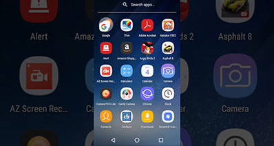 Top 10 Samsung Launcher APK for 2017