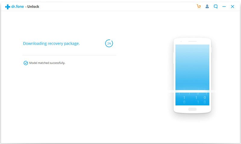 download unlock recovery package