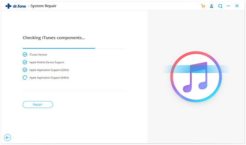 itunes-repair-checking-itunes-components