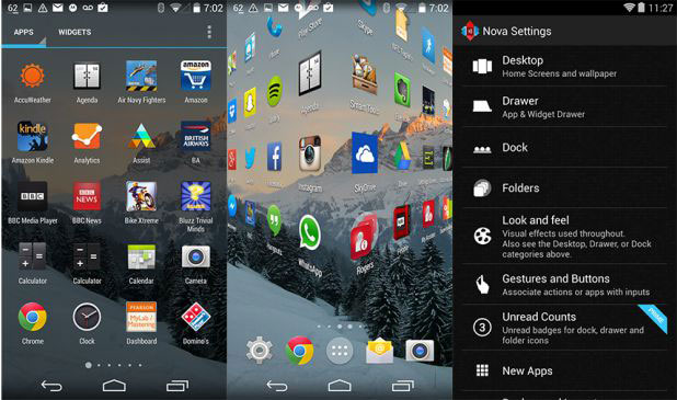 Top 10 Samsung Launcher APK [Updated]