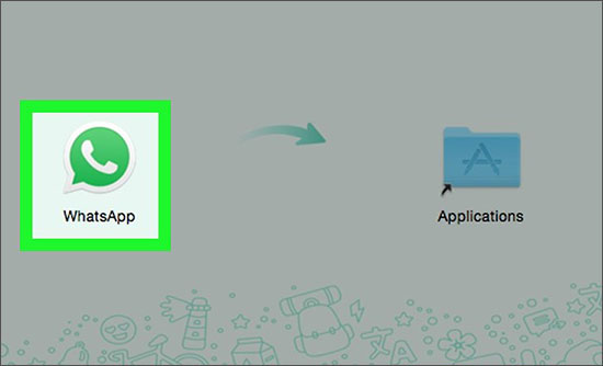 access whatsapp on laptop