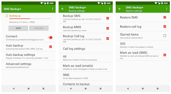 sms recovery apps