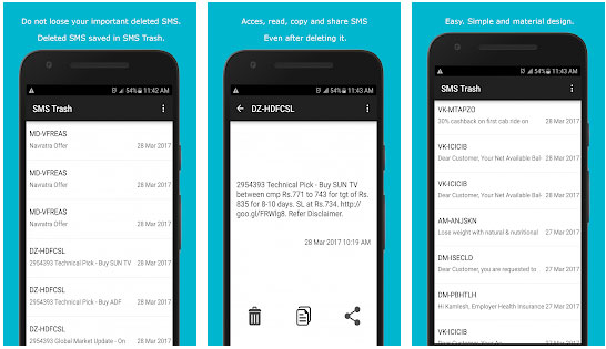 sms recovery app for android