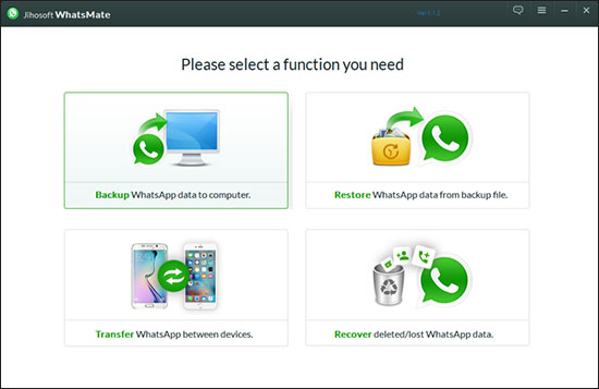 whatsapp transfer tool
