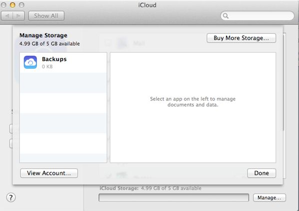 does icloud backup photos