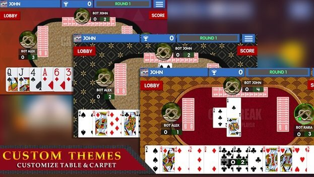 free android card games