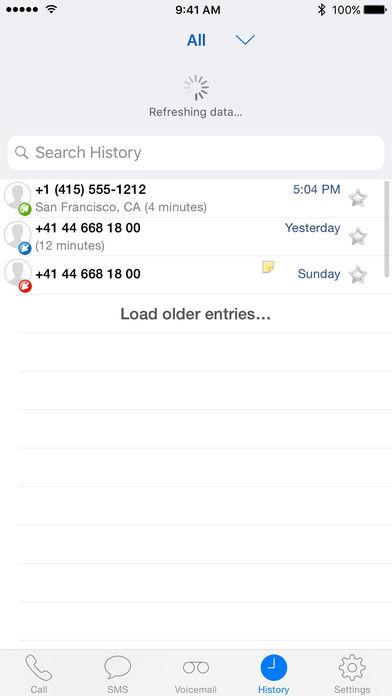 call forwarding iphone