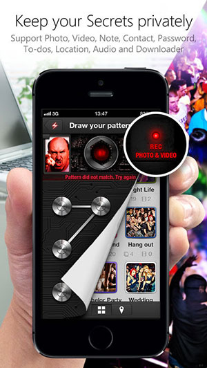 ios secure app