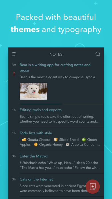 ios notes apps