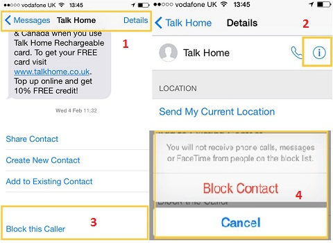 how to block emails on iphone how to block messages on iphone 18594