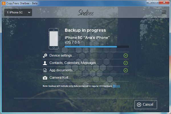 backup software for iphone