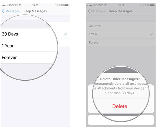 Ultimate Solutions to Delete Text Messages from iPhone (Can't be