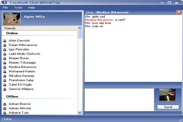 Facebook messenger for windows alternative