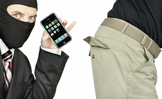 سرقة هواتف iPhone
