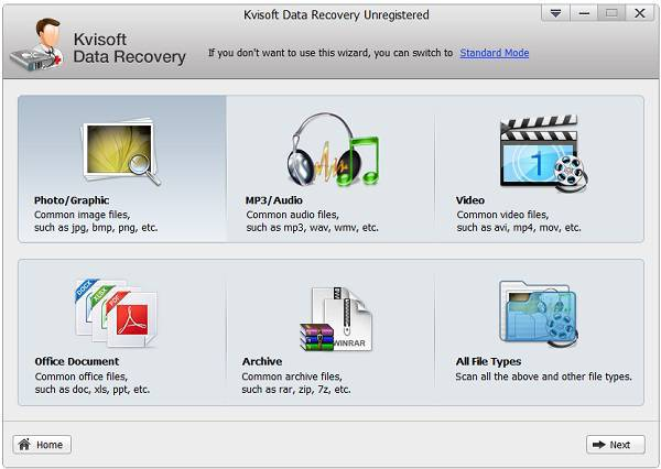 iphone call history recovery app Kvisoft Data Recovery
