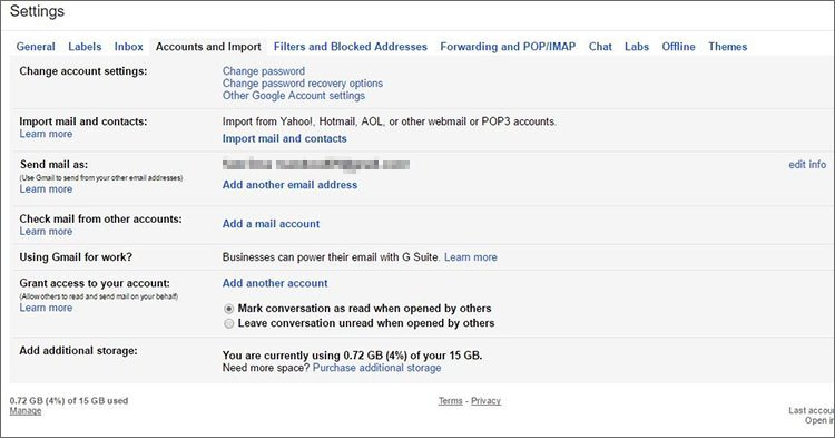 Google Account Recovery: Recover Deleted Contact