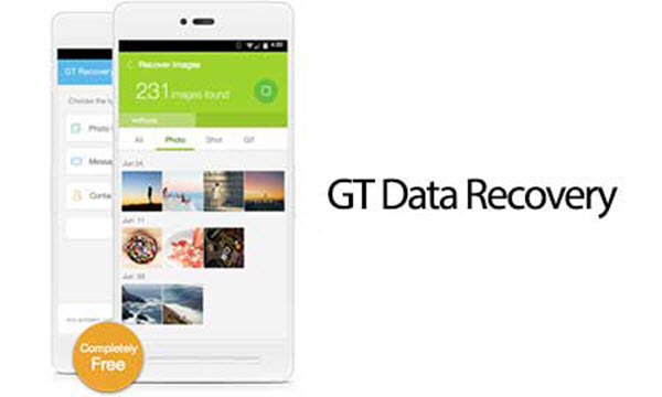 GT Recovery Restore Undelete