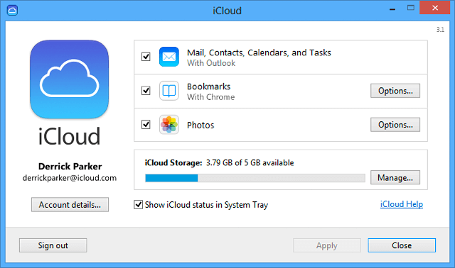 how to delete icloud backup from windows