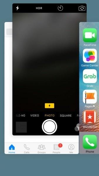 fix iphone camera not working